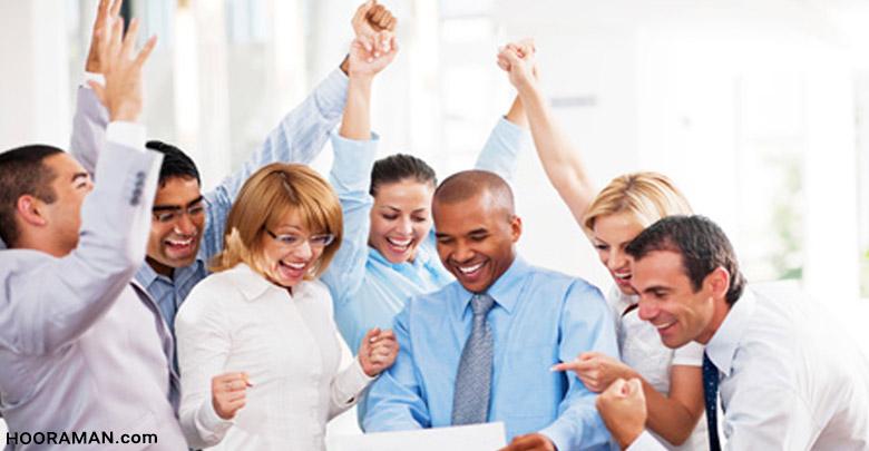 تکنیک ها برای داشتن تیم موفق